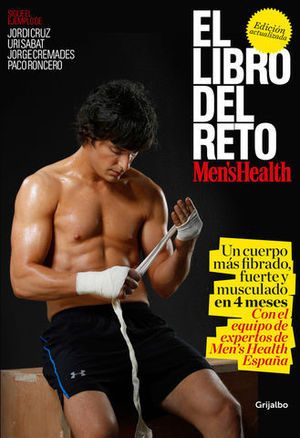EL LIBRO DEL RETO DE MEN´S HEALTH