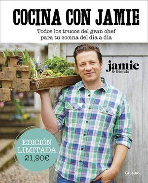 COCINA CON JAMIE ( 4 TOMOS )