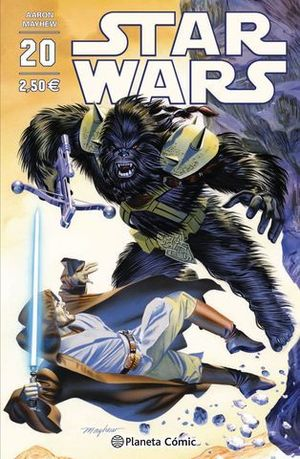STAR WARS Nº 20