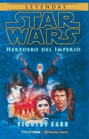 STAR WARS HEREDERO DEL IMPERIO