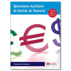 OPERACIONES AUXILIARES DE GESTION DE TESORERIA ED. 2016
