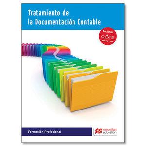 TRATAMIENTO DE LA DOCUMENTACION CONTABLE ED. 2016