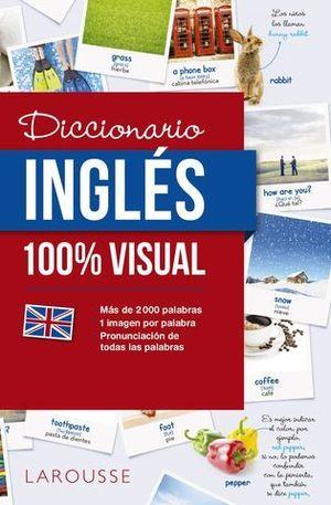 DICCIONARIO INGLES 100 % VISUAL