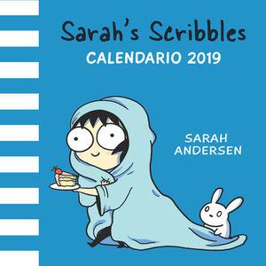 SARAH`S SRIBBLES CALENDARIO 2019