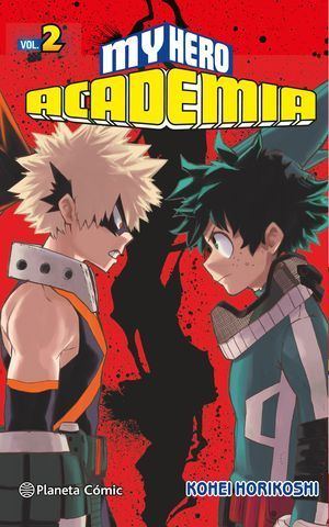 MY HERO ACADEMIA Nº 2