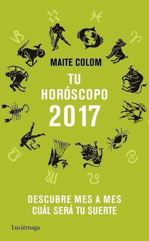 TU HOROSCOPO 2017