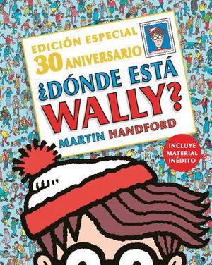 DONDE ESTA WALLY? ED ESPECIAL 30 ANIVERSARIO