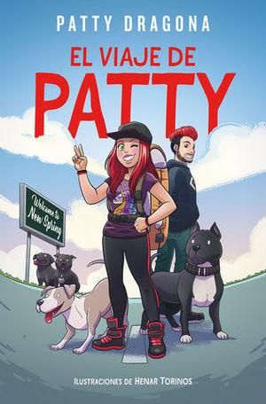 PATTY DRAGONA:  EL VIAJE DE PATTY