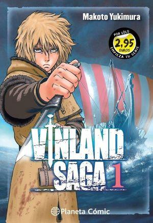 MM VINLAND SAGA Nº 01 2,95