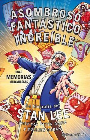 ASOMBROSO, FANTASTICO, INCREIBLE.  UNA S MEMORIA MARAVILLOSAS