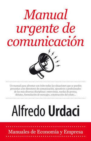 MANUAL URGENTE DE COMUNICACION