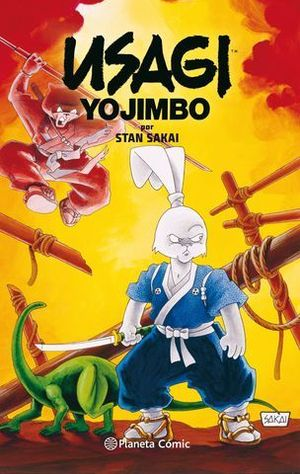 USAGI YOJIMBO FANTAGRAPHICS COLLECTION 2