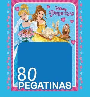 PRINCESAS PEGATINAS DISNEY