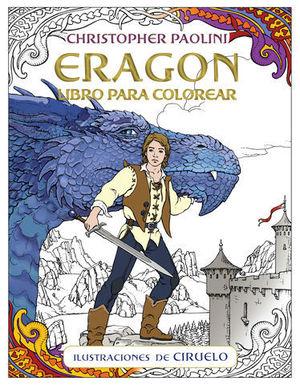 ERAGON.  LIBRO PARA COLOREAR
