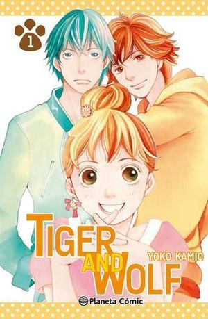 TIGER AND WOLF Nº 1