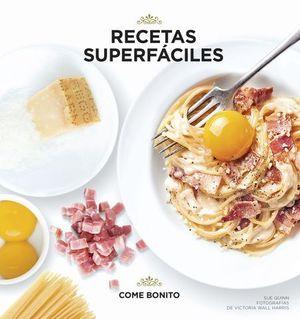 RECETAS SUPERFACILES