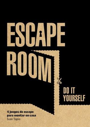 ESCAPE BOOK  DO IT YOURSELF