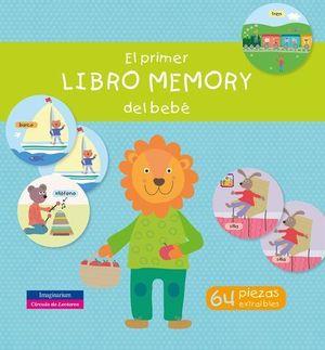 EL PRIMER LIBRO MEMORY DEL BEBE