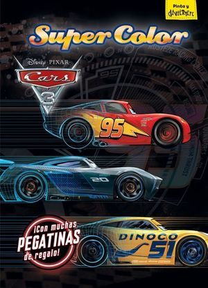 CARS 3.  SUPERCOLOR