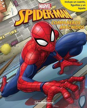 SPIDER-MAN. LIBROAVENTURAS 2. LIBRO-JUEGO