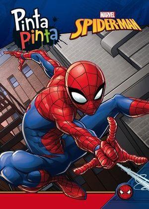 SPIDER - MAN.  PINTA PINTA