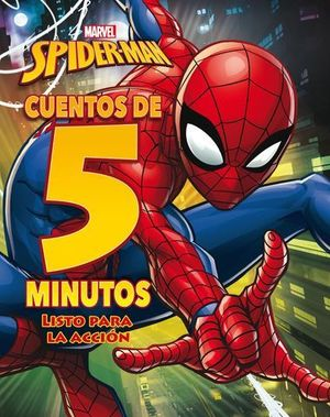 SPIDER-MAN.  CUENTOS DE 5 MINUTOS. VOL. 2