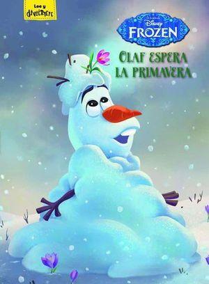 FROZEN.  OLAF ESPERA LA PRIMAVERA.  CUENTO
