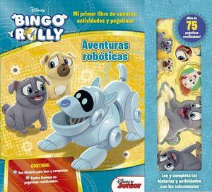 BINGO Y ROLLY AVENTURAS ROBOTICAS