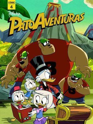 PATOAVENTURAS.  COMIC  4