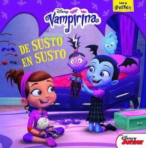 VAMPIRINA. DE SUSTO EN SUSTO