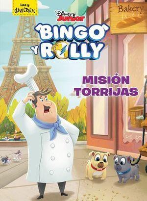 BINGO Y ROLLY MISION TORRIJAS