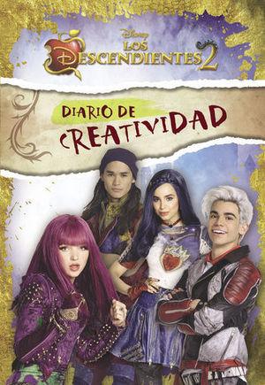 LOS DESCENDIENTES 2 DIARIO DE CREATIVIDAD