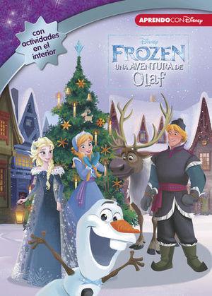 UNA AVENTURA DE OLAF. LEO JUEGO