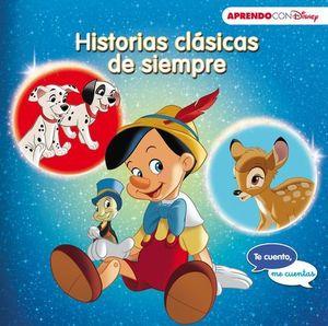 HISTORIAS CLÁSICAS DE SIEMPRE // BAMBI, PINOCHO, 101 DÁLMATAS