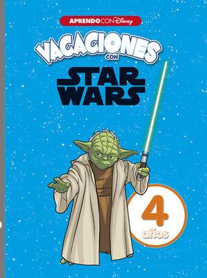 VACACIONES CON STAR WARS  4 AÑOS  ED. 2018