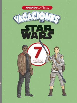 VACACIONES CON STAR WARS  7 AÑOS ED. 2018