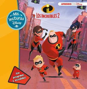 LOS INCREÍBLES 2 .  MIS LECTURAS DISNEY