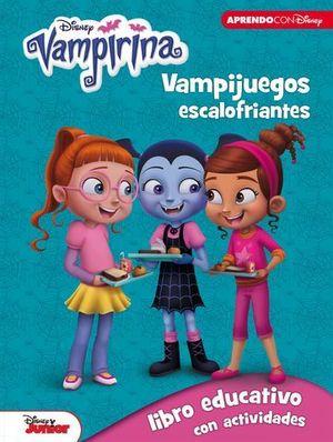 VAMPIRINA. COMIDAS TERRORIGUAYS 5-7 AÑOS
