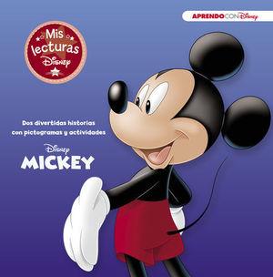 MICKEY 2 DIVERTIDAS HISTORIAS CON PICTOGRAMAS Y ACTIVIDADES.
