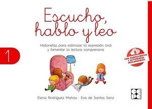 ESCUCHO, HABLO Y LEO 1