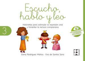 ESCUCHO, HABLO Y LEO 3