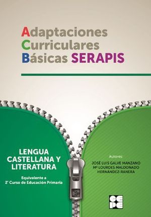 LENGUA 2º EP ADAPTACION CURRICULAR BASICA SERAPIS