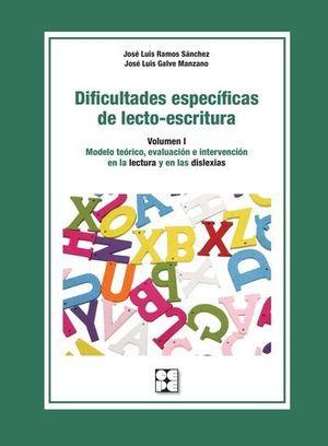 DIFICULTADES DE LECTO-ESCRITURA VOLUMEN 1