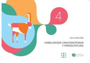 HABILIDADES GRAFOMOTORAS Y PREESCRITURA 4