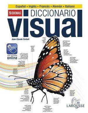 DICCIONARIO VISUAL 5 IDIOMAS LAROUSSE