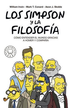 SIMPSON Y LA FILOSOFÍA, LOS CÓMO ENTENDER EL MUNDO GRACIAS A HOMER Y C