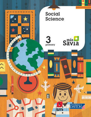SOCIAL SCIENCE 3º EP MAS SAVIA  ED. 2018