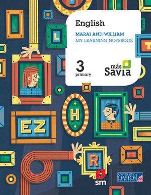 ENGLISH PLURILINGUAL SCHOOLS 3º EP WORBOOK MAS SAVIA ED. 2018