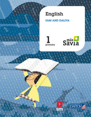 ENGLISH FOR PLURILINGUAL SCHOOLS 1º EP MAS SAVIA  ED. 2018