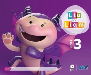 LIU AND LIAM 5 AÑOS  SAVIA  ED. 2018